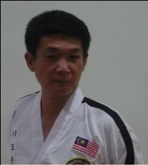 Master Benny Teh 7th Degree