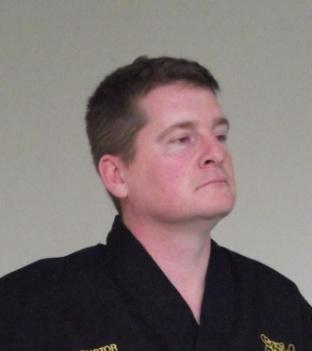International Instructor John McNally 5th Degree