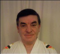 Grand Master Paul Liversidge 9th Degree
